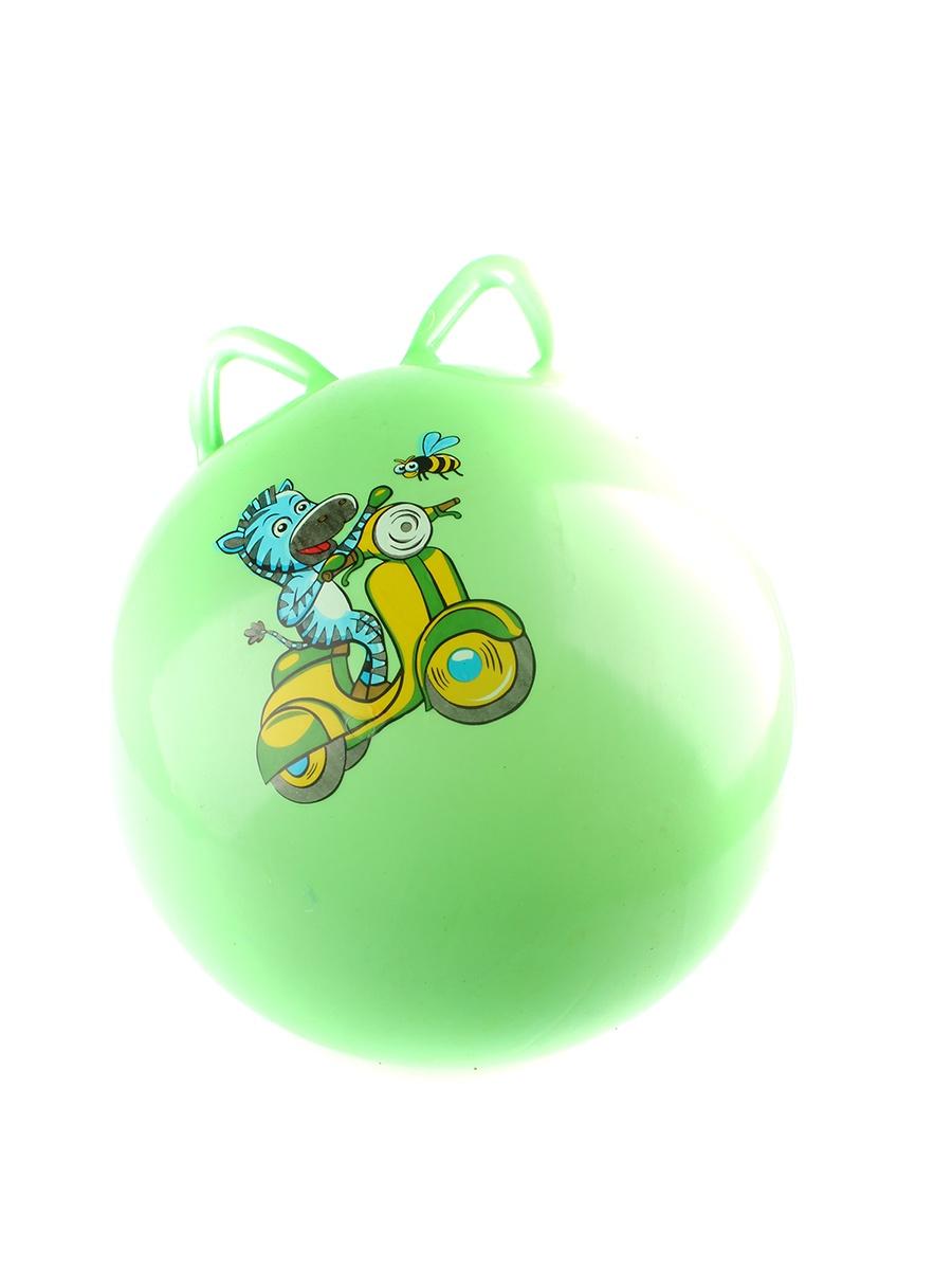 купить Мяч для фитнеса TipTop Мяч прыгун, зеленый по цене 600 рублей