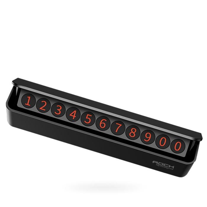 Автовизитка ROCK Rocker Switch, серый [vk] 2tp1 31 switch rocker dpdt 15a 125v switch