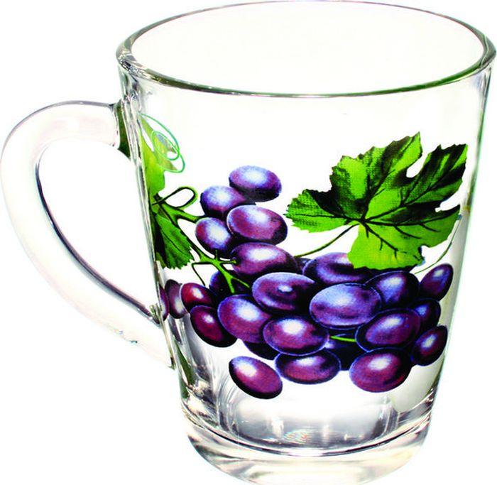Кружка ОСЗ Капучино Виноград, 300 мл кружка осз капучино виноград к 300 мл