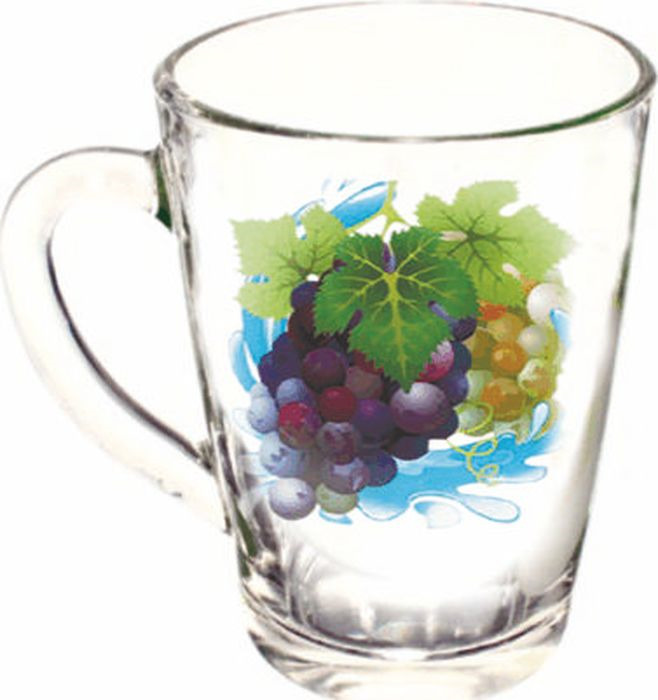 Кружка ОСЗ Капучино Виноград К, 300 мл кружка осз капучино виноград к 300 мл