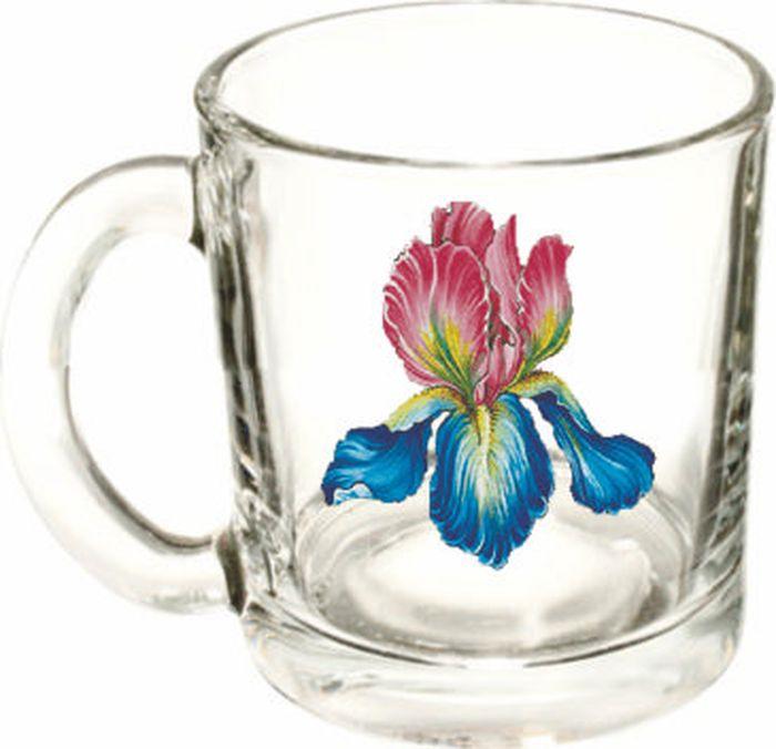 Кружка ОСЗ Чайная Ирис, 300 мл чайная кружка orval чайная кружка