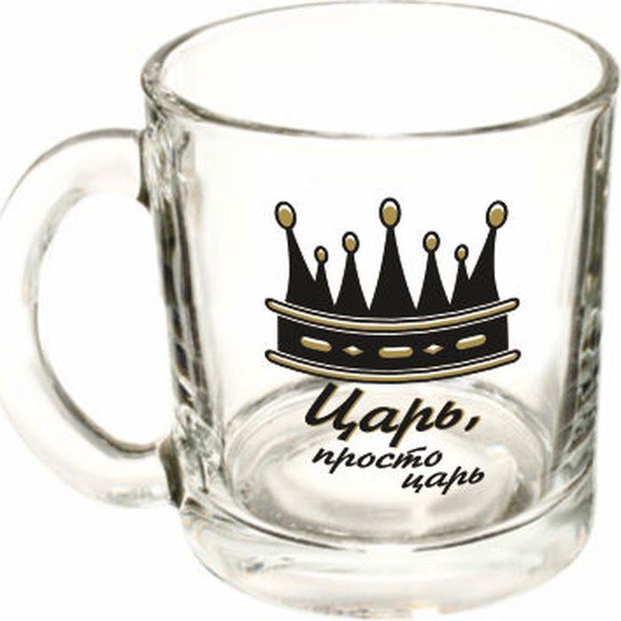 Кружка ОСЗ Чайная Царь, 300 мл кружка осз чайная чайная 1 300 мл