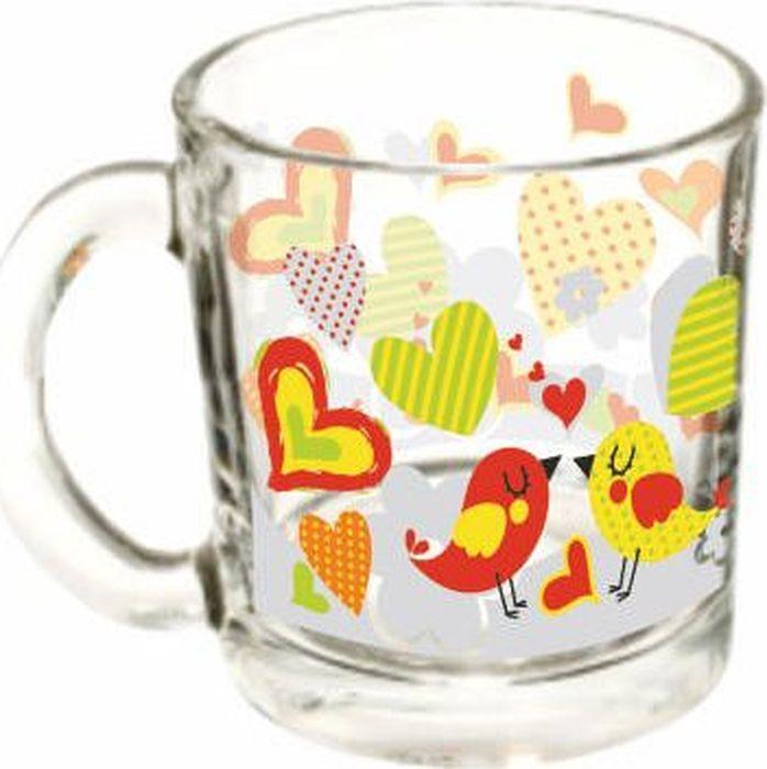Кружка ОСЗ Чайная Милый Дом, в ассортименте, 300 мл кружка осз чайная радужные цветы 300 мл