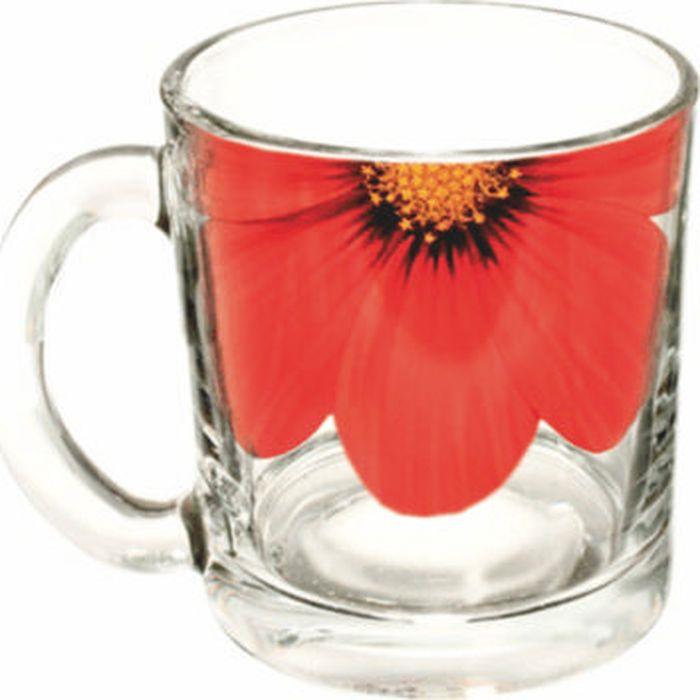 Кружка ОСЗ Чайная Космея половинка, 300 мл чайная кружка orval чайная кружка
