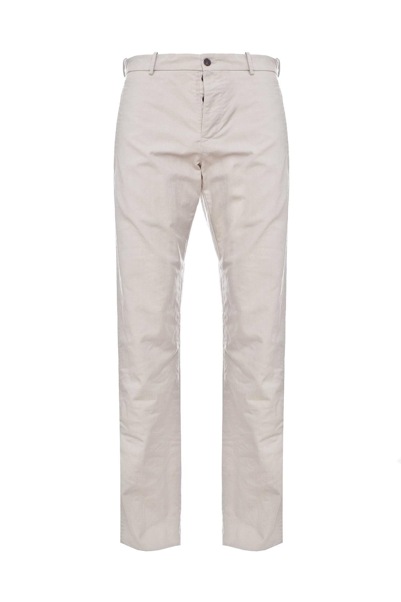 Брюки MARNI playboy playboyjeans джинсы мужские slim leisure water wash прямые брюки молодежные корейские мужские брюки pb5114219 19 темные синие 34