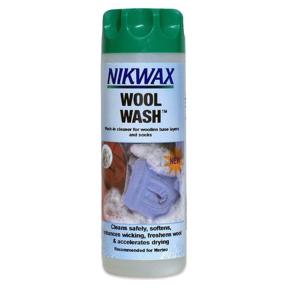 цена на Средство для стирки шерсти NikWax Aqua Wool Wash, 300 мл