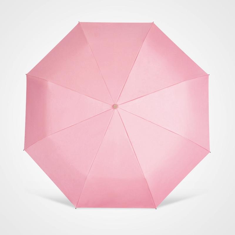 Зонт Maple Leaf Minimalist Art, розовый maple leaf print night dress