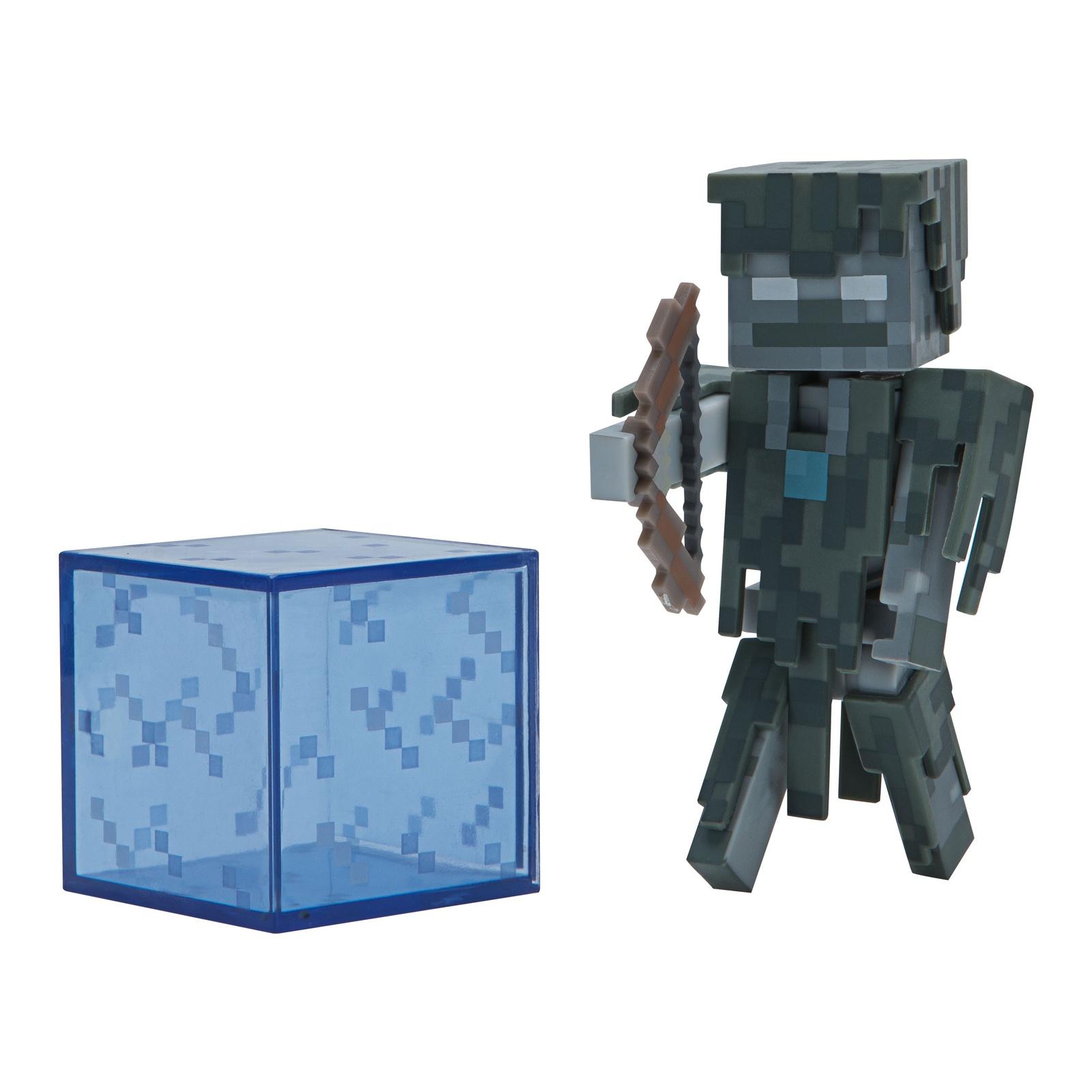 цена на Фигурка Minecraft TM16494 разноцветный
