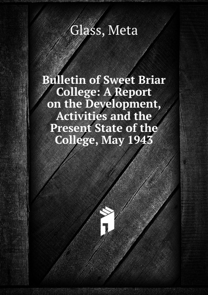 Sweet Briar College Bulletin of Sweet Briar College. Volume 26 sweet sweet the rainbow sweet live in the uk new vinyl edition 2 lp