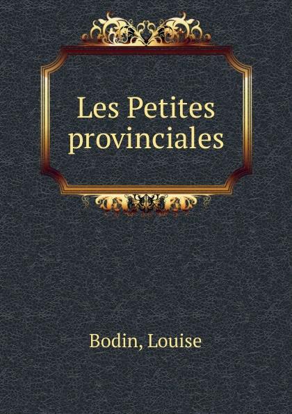 Louise Bodin Les Petites provinciales les petites пиджак
