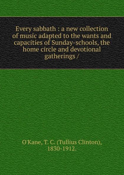 Every sabbath