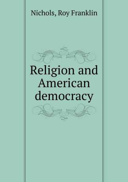 Religion and American democracy