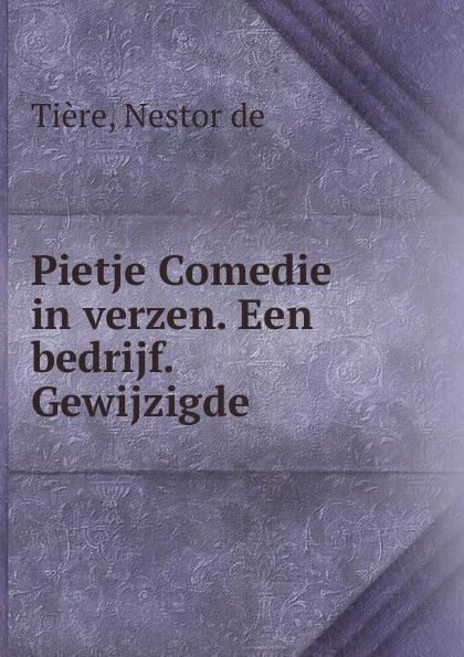 Nestor de Tière Pietje collembola frans janssens