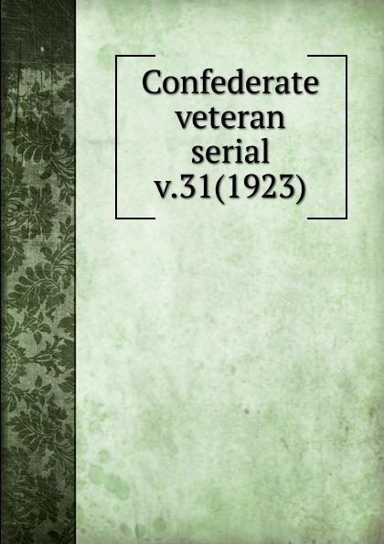 Confederate veteran serial