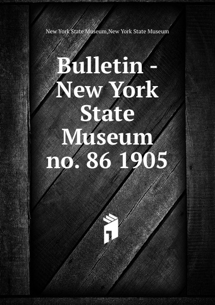 Bulletin - New York State Museum