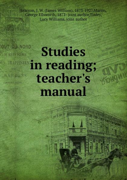 цены на James William Searson, George E. Martin, Lucy Williams Tinley Studies in Reading  в интернет-магазинах