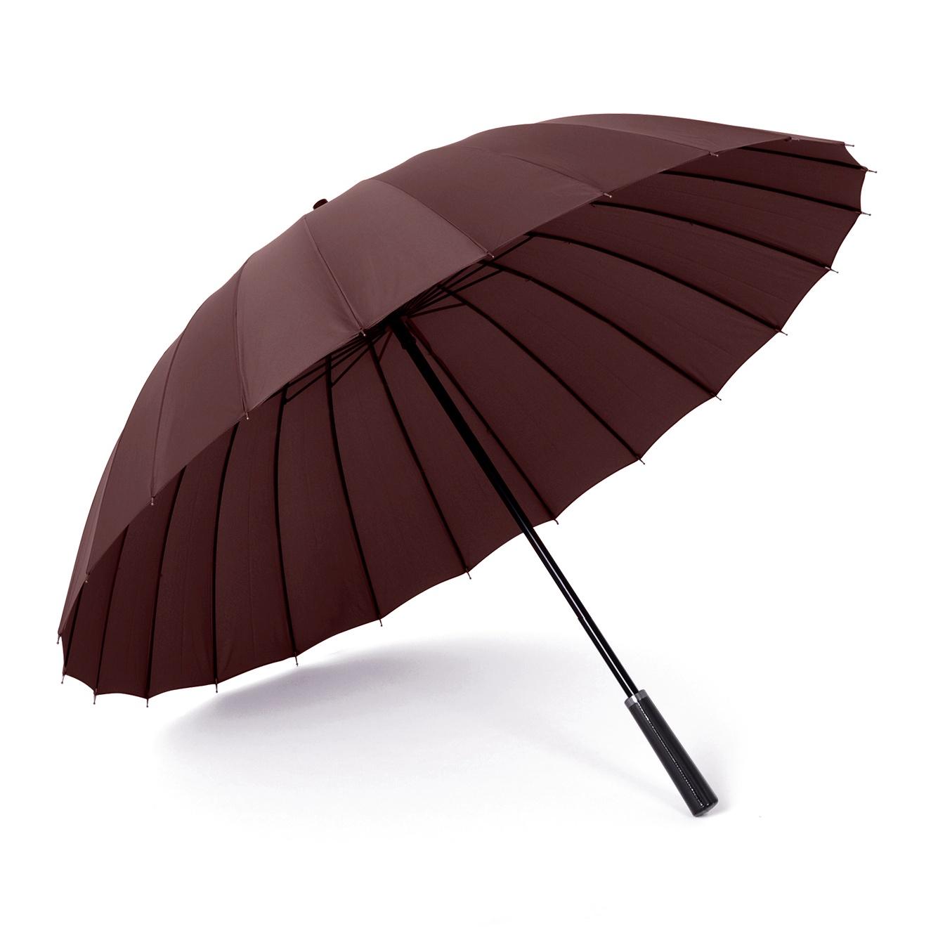 Зонт Maple Leaf Eastern style, коричневый maple leaf print night dress