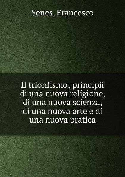 Francesco Senes Il trionfismo francesco corridore una nuova fase dell emigrazione italiana