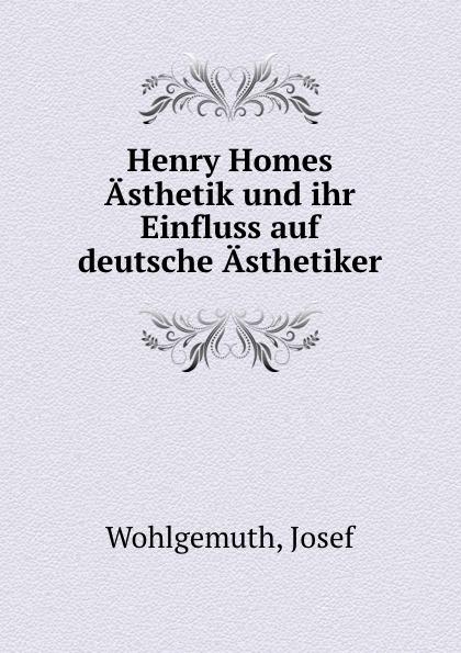 Josef Wohlgemuth Inaugural-Dissertation zur Erlangung der Doctorwurde johannes wolffheim der einfluss des zeithandels auf die preisgestaltung des berliner aktienmarktes inaugural dissertation classic reprint
