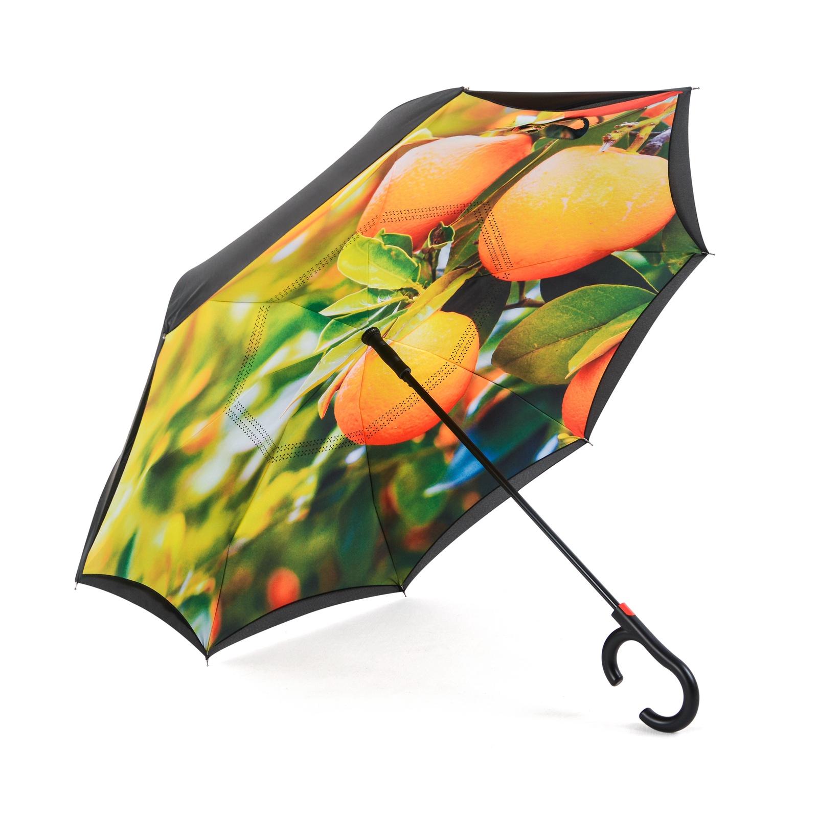 Зонт Maple Leaf обратного сложения maple leaf print night dress