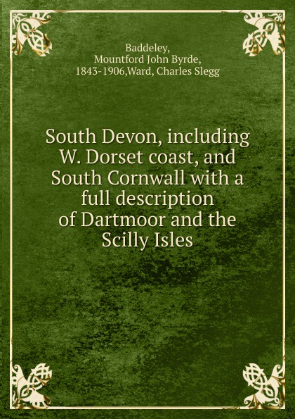 South Devon and South Cornwall