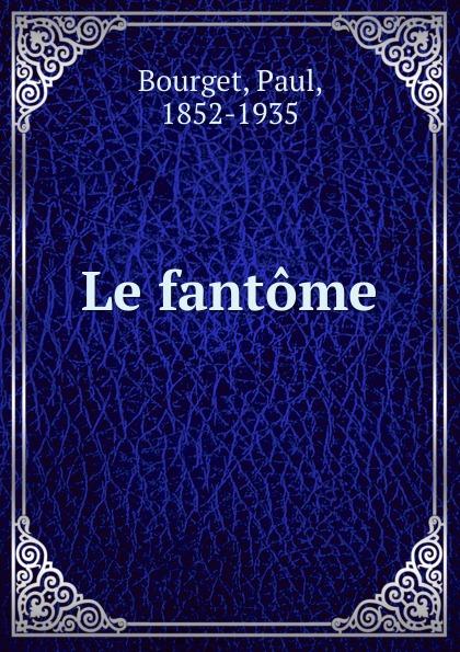 Фото - Paul Bourget Le fantome jean paul gaultier le male