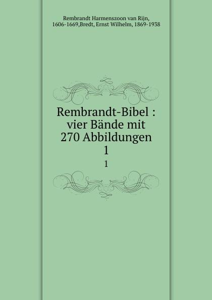 Rembrandt-Bibel