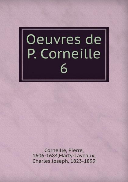 Pierre Corneille Oeuvres de P. Corneille недорого