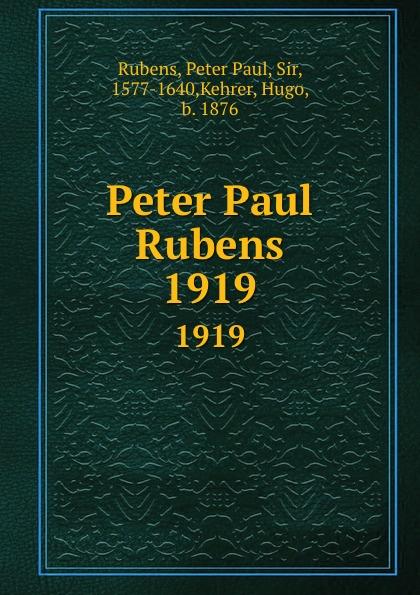 Peter Paul Rubens Peter Paul Rubens peter paul rubens pierre paul rubens documents lettres