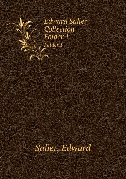 Edward Salier Edward Salier Collection patty salier the sex test