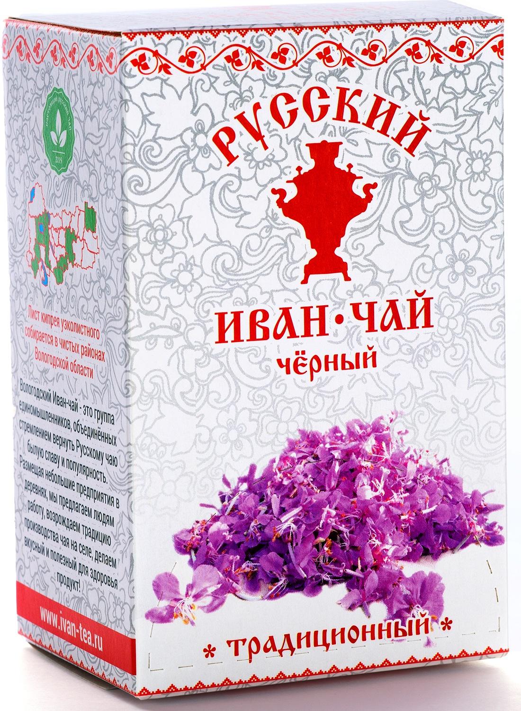 Чай в пакетиках Русский Иван-чай классический, 50 гр грин слим чай лимон 2г 30 фильтр пакеты
