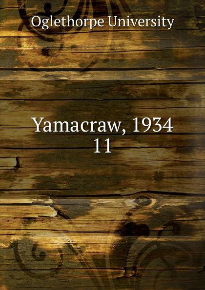 Yamacraw, 1934
