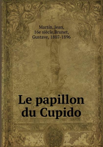 Фото - Jean Martin Le papillon du Cupido jean paul gaultier le male