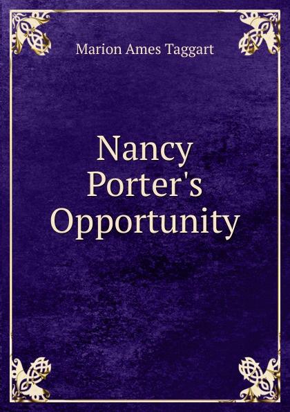 Nancy Porter.s Opportunity