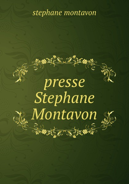 stephane montavon presse Stephane Montavon stephane callens creative globalization