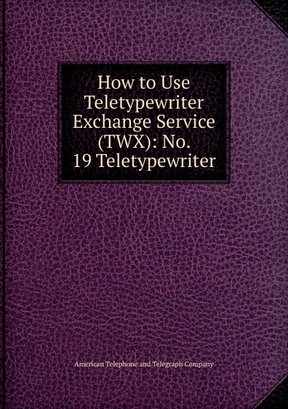 How to Use Teletypewriter Exchange Service (TWX) мяч tss fortune gold cup twx 006