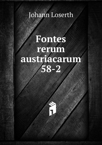 Fontes rerum austriacarum 58-2