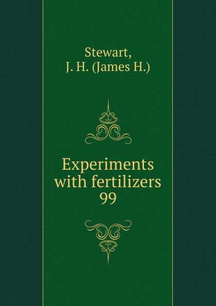 James H. Stewart Experiments