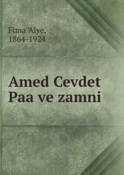 Fima 'Alye Amed Cevdet Paa ve zamni porphyromonas gingivalis fima type i genotype