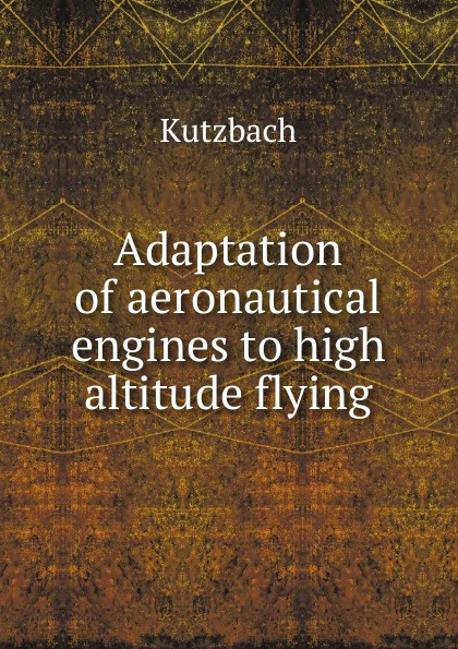 Kutzbach Adaptation of aeronautical engines to high altitude flying cjmcu 116 mpu9250 spi iic high precision 9 axis 10dof altitude sensor module