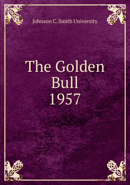 Johnson C. Smith University The Golden Bull smith w golden lion