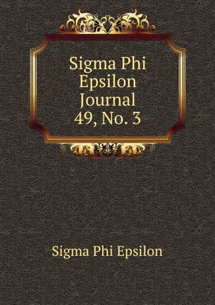 Sigma Phi Epsilon Sigma Phi Epsilon Journal delta phi epsilon square note pad