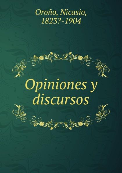 Nicasio Orono Opiniones y discursos ambielectric plus opiniones