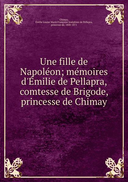 Une fille de Napoleon une fille de napoleon
