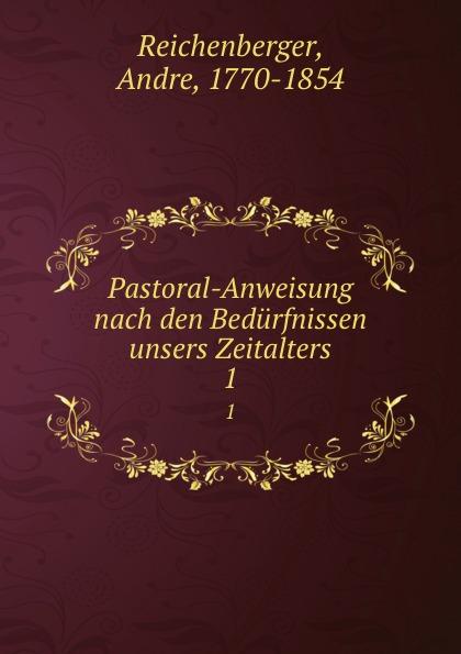 Фото - Andre Reichenberger Pastoral-Anweisung nach den Bedurfnissen unsers Zeitalters андрэ рье andre rieu dreaming