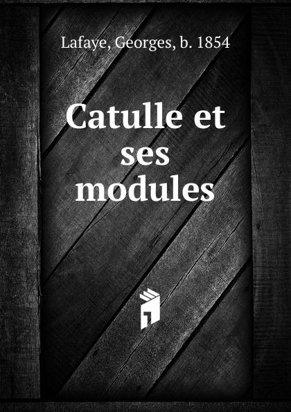 Georges Lafaye Catulle et ses modules pm600dsa060 power modules zyqj