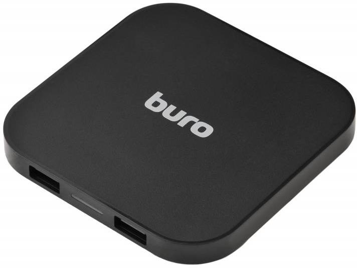 Фото - Беспроводное зарядное устройство Buro, Q8 беспроводное зарядное устройство wc1