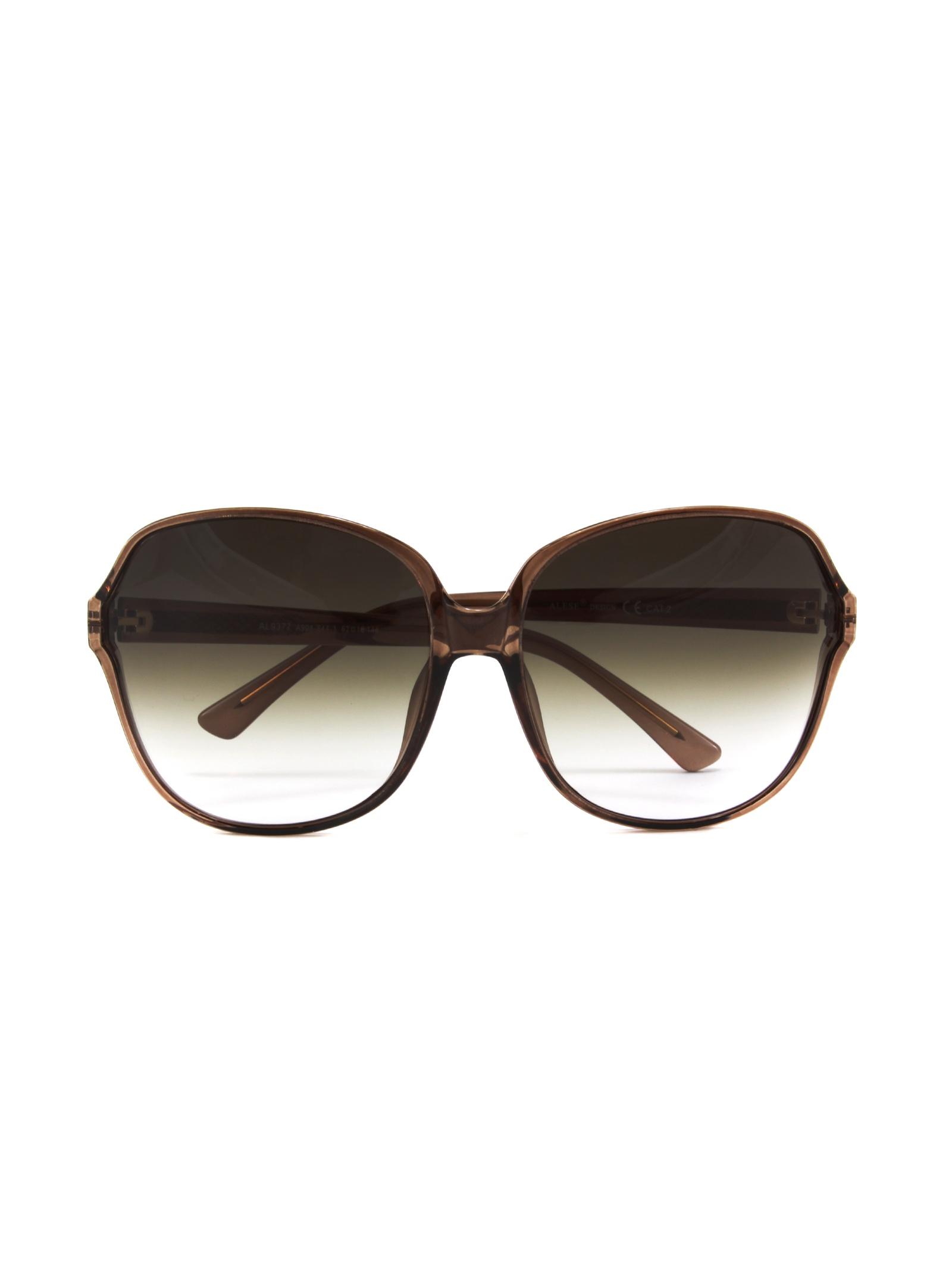 Очки солнцезащитные Alese AL9377/A908-644-1, темно-коричневыйAL9377/A908-644-1