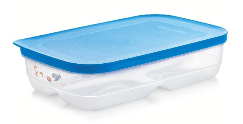 Контейнер вакуумный для пищи Tupperware А145, прозрачный цены онлайн
