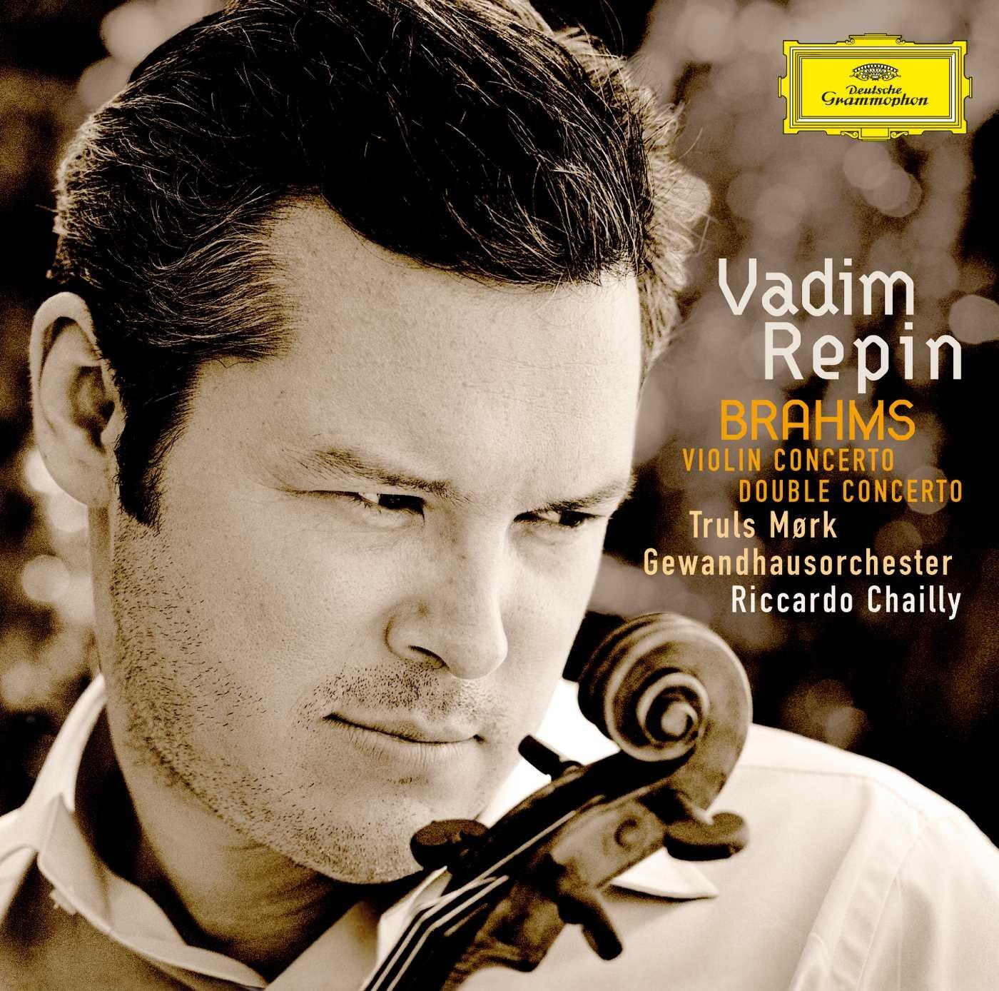 лучшая цена Вадим Репин Brahms. Violin Concerto, Double Concerto